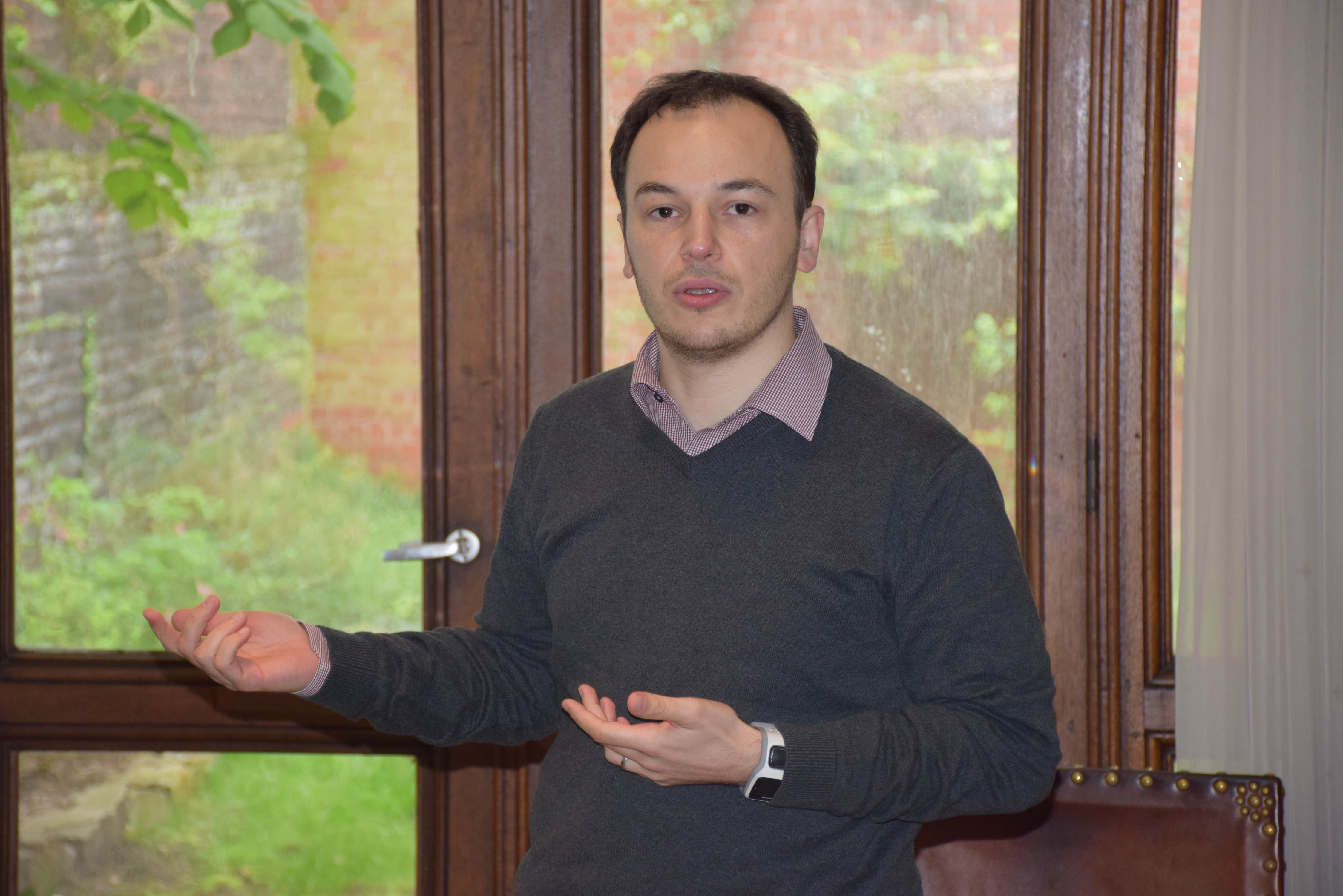 Alain Tiri - Webmaster