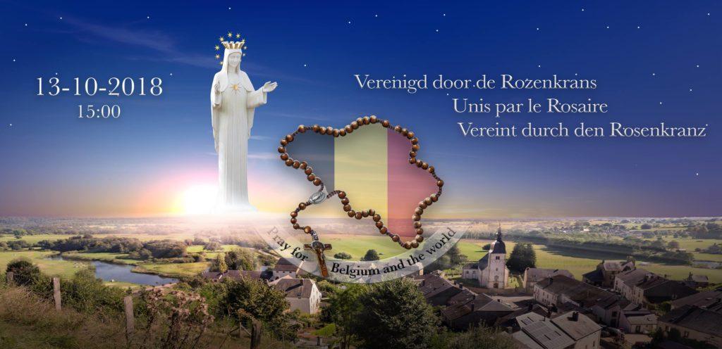 Octobre le mois du Rosaire - Un effort spécial dans la terrible lutte spirituelle contre les forces antichrétiennes Rosairealafrontiere-1024x496